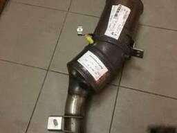 W221 катализатор сажевый фильтр Мерседес