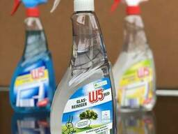W5 Есо-Glasreiniger 1 л