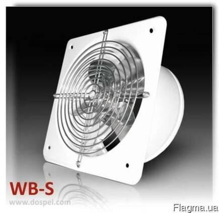 WB-S Bентилятор осьовий