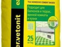 Weber Vetonit Easy Fix клей для плитки и керамогранита 25кг