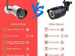 WiFi видеокамера Boavision HX-B03-5MP