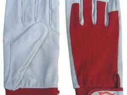 Winter Flexy Перчатки утепленные из эластичной свиной кожи