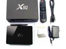 X92 3/16 ГБ смарт тв приставка на Android, Гарантия - фото 4