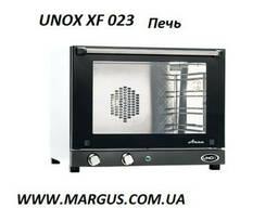 Конвекционная печь Unox XF 023 Anna с противнями в комплекте