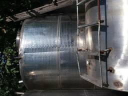 Я1 ОСВ 1 м3, 3 м3 с рубашками и 6, 3 м3, емкости, реактора.