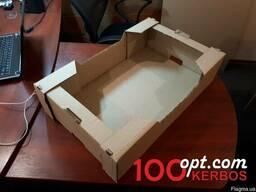 Яблоко тара и упаковка из гофрокартона