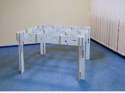 Ячеистый стол для раскроя гипсокартона, для ремонтных работ, Харьков