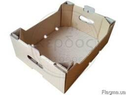 Ящик для транспортировки винограда от производителя