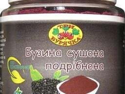 Ягоды бузины сушеные измельченные 120 г