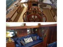 Продам яхту Formosa 47