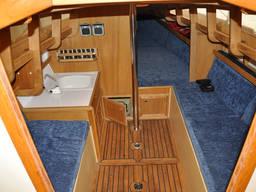Яхта парусная 7, 2 м