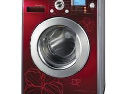 Якісна пральна машина LG з надійним двигуном прямого приводу. Гарантія. Київ