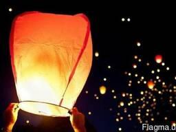 Небесні ліхтарики, паперові ліхтарики, фонарики желаний