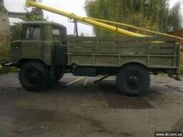 Ямобур БМ 302 на базе ГАЗ 66 пробег 1900км. с хранения. 1800