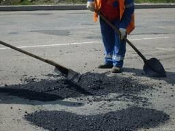 Ямочный ремонт дорог Киев Киевская область.