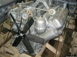 Двигатели ЯМЗ экологического стандарта Евро-0