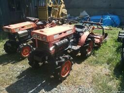 Японский мини-трактор Kubota B6001
