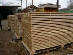 Ясеневая и дубовая мебельная заготовка на постоянной основе