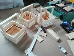 Ящик деревянный декоративный подарочный