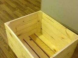 Ящик деревянный для фруктов,овощей.Собственное производство