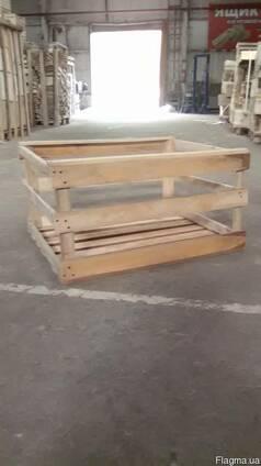 Ящик для хранения пекинской капусты ( деревянный)