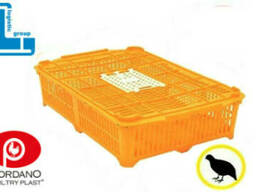 Ящик для перевозки перепелов 670х450х150 мм