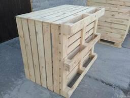 Ящик для яблок, контейнер яблочный - фото 5