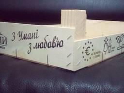Ящик для ягод/фруктов/овощей (фанера)