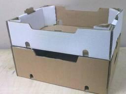 Ящик фрутовый. Ящик под абрикос