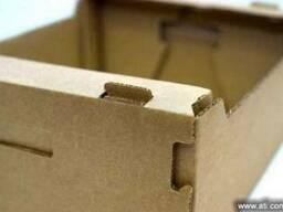 Ящик овощной 460х280х175