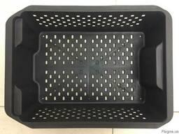 Ящик овощной/хозяйственный пластиковый