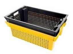 Ящик пластиковый полимерный 600*400*200