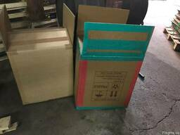 Ящик пяти слойный картон б/у