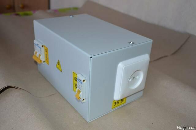 Ящик с понижающим трансформатором ЯТП-0,25