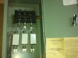 Ящик с рубильником и предохранителями ЯРП-100