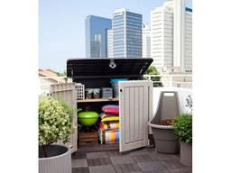 Ящик-шкаф садовый Keter Store It Out Midi - фото 6