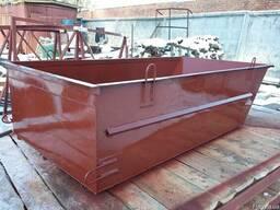 Ящик строительный лапоть для бетона 2,0м3