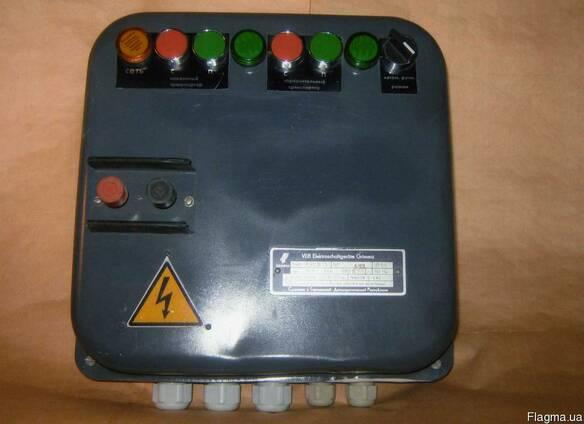 Ящик управления транспортером, тип РУС-III