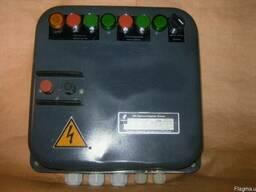 Ящик управления транспортером РУС III