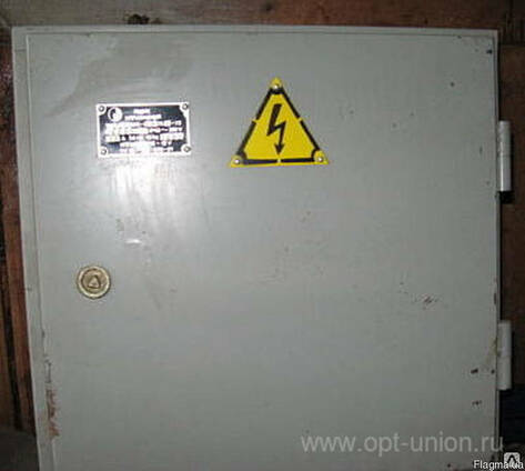 Ящик управления ЯГ 5102-34-7Б1-У2
