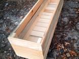 Ящики деревянные - фото 3
