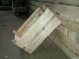 Ящики деревянные шпоновый