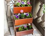 Ящики для цветов и рассады, Харьков, доставка - фото 3
