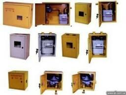 Ящики для газового оборудования
