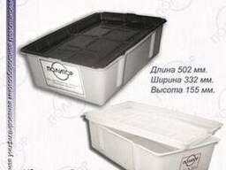 Ящики для рыбы размер 502Х332Х155