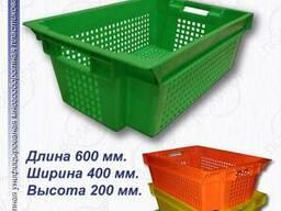 Ящики для рыбы размер 600Х400Х200