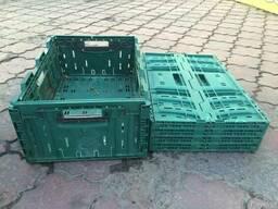Ящики пластик 600х400х230