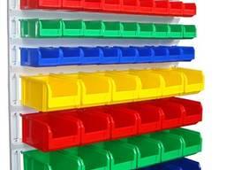 Ящики пластиковые для метизов