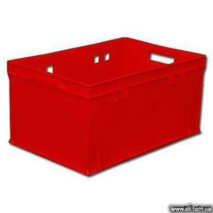 Ящики пластиковые для мяса, колбас, фарша, ящики под замороз