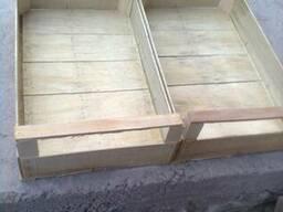 Ящики шпоновые деревяные для черешни вишни малины